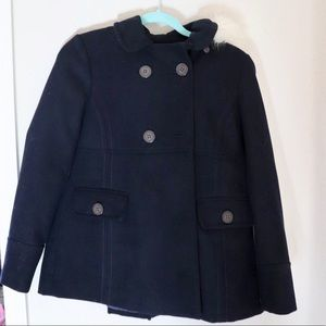 Topshop Jackets & Coats - Topshop coat with fur